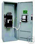 600 Amp Transfer Switch