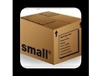 Small Removal Packing Box