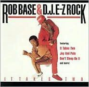 ROB BASE : IT TAKES 2 (CD) sealed