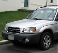 Wanted 2003 forester hood