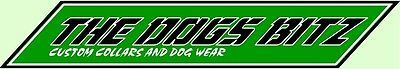 The Dogs Bitz Custom Collars