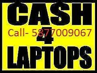 i buy any kind of laptop windows or apple any condition