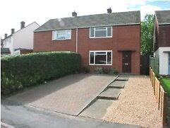 Furnished 2 Bed Semi-Detached House For Rent £850 pcm