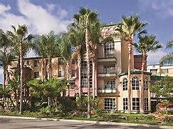 Anaheim, CA...No timeshare presentation...SVC @ PEACOCK SUITES