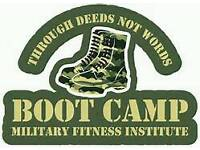 boot camp for fitness