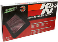 K&N air filter toyota corolla 1992-2002 mint! #33-2672 extras!