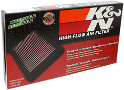 Pontiac Vibe-Toyota Matrix & Corolla K&N Air Filter #33-2360
