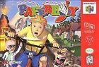 Paperboy Nintendo 64 Racing Video Games