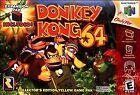 Donkey Kong 64 Nintendo 64 Video Games