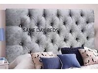 BRAND NEW Beds Same day Local Delivery Payment Cash on Delivery