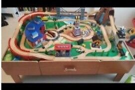 Universe of Imagination Train Table