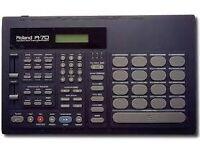 Roland R-70 Human Rhythm Composer, original Roland adapter and manual
