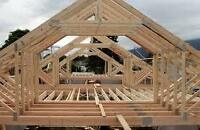 TRUSS CREWS and/or SOLO EXPERIENCED ROOF FRAMERS needed asap