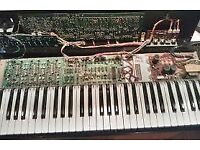 Microphone, Drum Machine, Synth and Keyboard Repair
