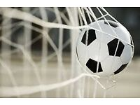 Fancy a game of 5 a side football? - Sunday nights Bishop's Cleeve 7:30-8:30pm