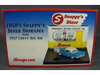 SNAP ON 1950s snappys diner diorama and more SNAP ON