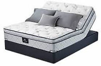 Serta adjustable bed base,Twinxl,Full xl,Queen & King available