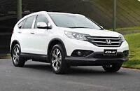 2013 Honda CR-V EL-X SUV, Crossover