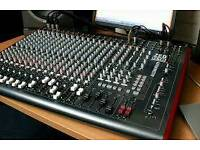 Allen & Heath Zed R16 Mixing Desk with Flight Case