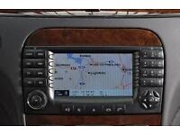 The Latest 2016 Sat Nav Disc Update for MERCEDES NTG1 V16 Map DVD. www latestsatnav co uk