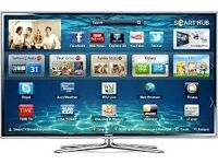 Samsung 55 Inch full HD 1080p Smart LED TV with 3D Glasses model no UE55ES6800