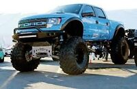 **LIFT YOUR TRUCK AND YOUR CREDIT SCORE**