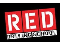 Jay white- RED Driving School, looking for driving lessons or know of someone who is