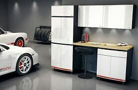European Inspired Cabinets from Garage Systems London Ontario image 5