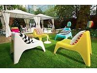 Ikea Garden Plastic Chairs