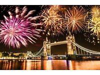 urgent.. fireworks london 2017 redzone