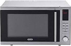 De'Longhi AM820CXC 20L Easi-Tronic Solo Microwave