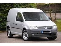 **WANTED**WANTED**VW CADDY VAN.CASH WAITING