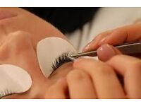 Lash extensions (mobile appointments available)