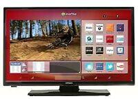"Brand new 42""smart tv hitachi wi-fi build in ,£200 ,plus one year guarateed"
