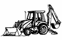 35$/hour backhoe service available. Hanmer/capreol/valcaron