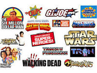 WANTED RETRO TOYS AND COMPUTOR GAMES CIRCA 70S 80S 90S GOOD FAIR PRICES AND LARGE COLLECTIONS WELCME