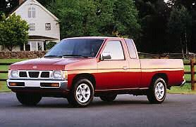 Wanted: Nissan hardbody d21
