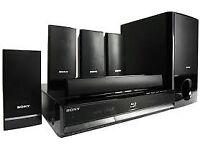 Sony Blue Ray Player and Sound System - BDV E300