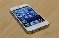 Factory Unlocked iPhone 5 Real Mint condition