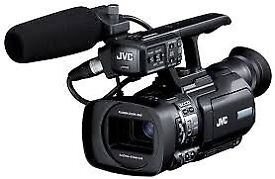 JVC GY-HM150E Brand new video camera