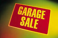 One Day Garage Sale May 30