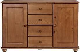 argos rio sideboard (almost new hardly used, no marks or stains)