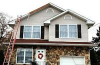 EAVESTROUGH GUTTERS DOWNPIPES SIDING FASCIA SOFFIT REPAIR FAST