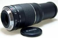 Canon EF 75-300mm Telephoto Zoom Lens for Canon SLR cameras