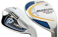 Mens LH Tour Edge GeoMax2 Hybrid & Iron Set (new)