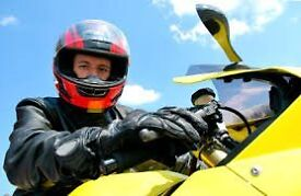 COURIERS MOTORBIKE OWNER RIDERS WE OFFER GURANTEES (£360-£400-full or part time)