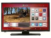 """Brand new 55""""hitachi smart tv £420,the price is negotiable."""
