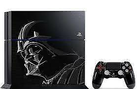 PlayStation 4 Ps4 Star Wars Battlefront 1tb Limited Edition