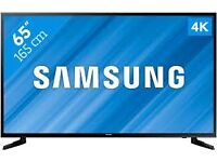"""Brand new 65"""" Samsung model ue65ju6000 ,need quick sale.selling it for £800"""