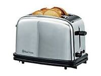 Russell Hobbs 13766 2-Slice Classic Toaster in Polished Stainless Steel